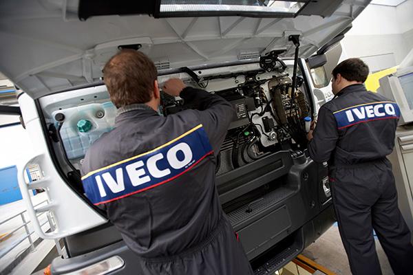 Iveco-trabajadores