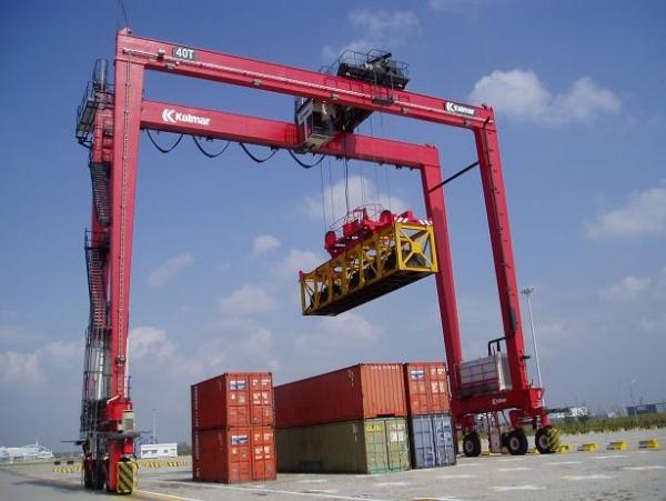 Kalmar colaborará con la terminal de Melbourne