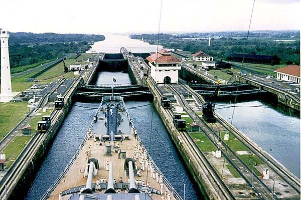 La huelga termina en el Canal de Panamá
