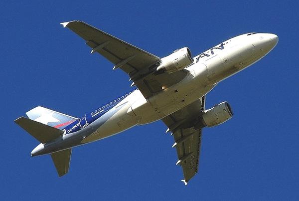 Lan-aeronave