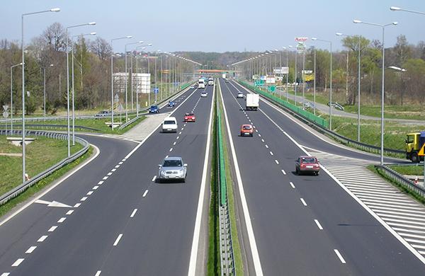 Polonia-carretera