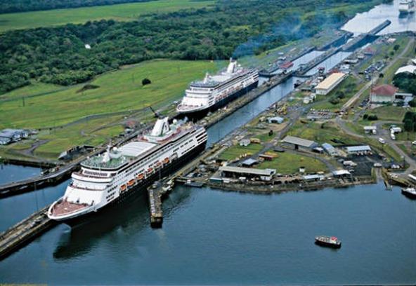 Prácticos Canal de Panamá están preocupados por la seguridad