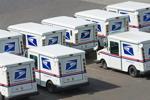 Servicio Postal EEUU aumenta sus entregas en Navidad