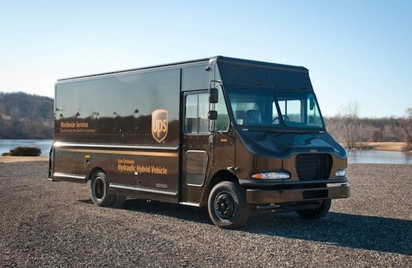 UPS trabaja en la devolución de paquetes