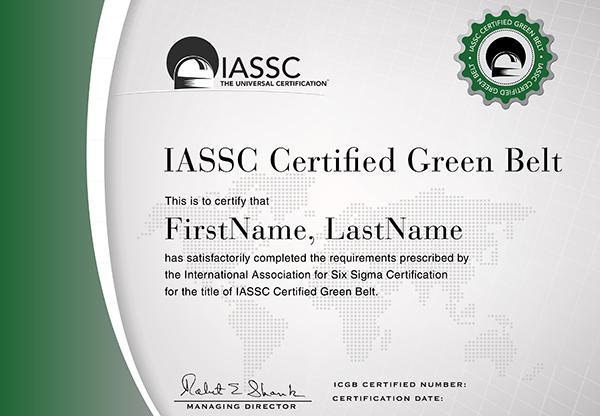 certificado-geen-belt-lean-six-sigma