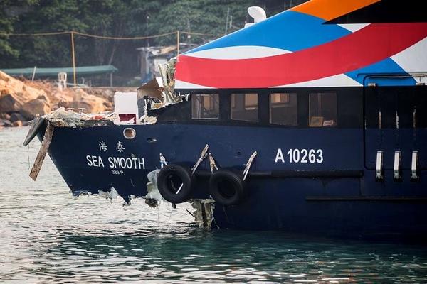 Capitán de transbordador condenado a prisión