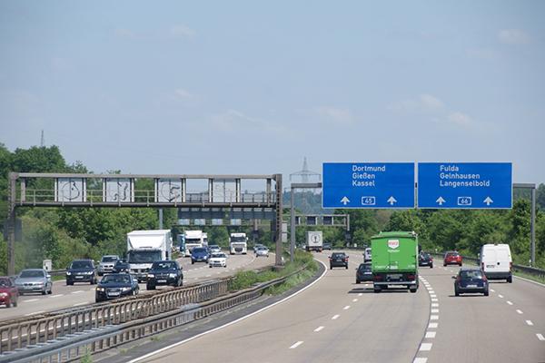 Carreteras-alemanas