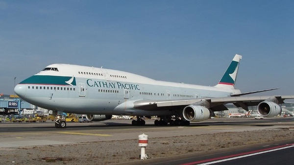 Cathay Pacific amplía su red de carga