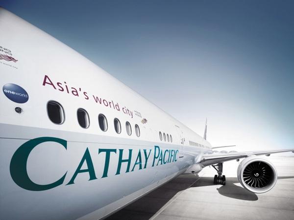 Cathay Pacific celebra las iniciativas de Hong Kong