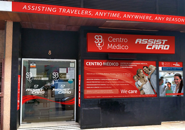 Centro Medico ASSIST CARD Madrid