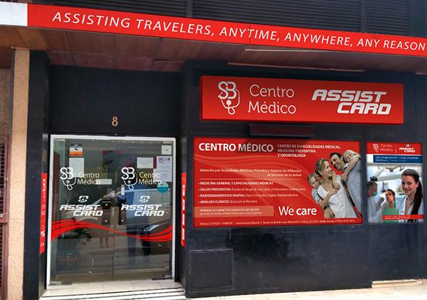 Centro Medico ASSIST CARD Madrid