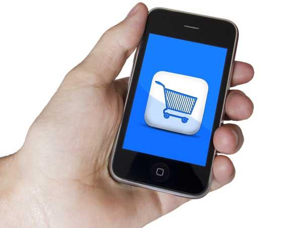 Comercio móvil sigue aumentando