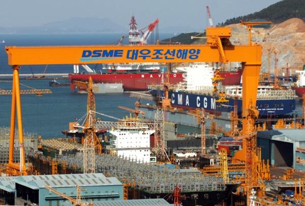 DSME construirá buque metanero