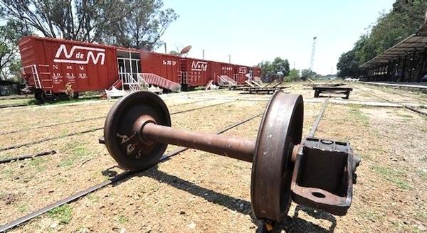 Ferrocarril mexicano aumenta sus volúmenes