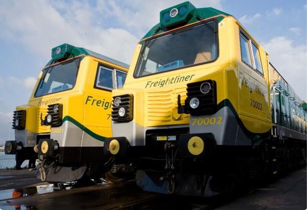 Freightliner gana un contrato de soporte para NSR