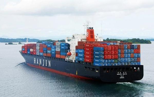 Hanjin Shipping cancela su servicio a Portland