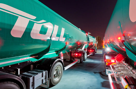 Japan Post adquiere Toll Holdings