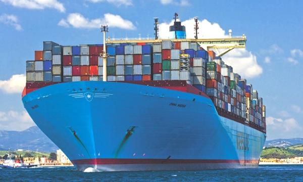 Maersk recorta su capacidad en la ruta Europa - América del Sur