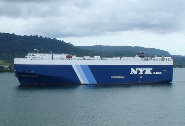 NYK y Mitsui firman un contrato time-charter