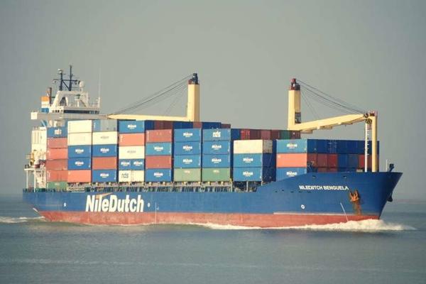 NileDutch bautiza su segundo buque newbuild