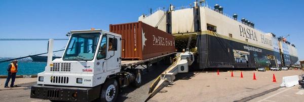 Pasha Hawaii recibirá su segundo barco en marzo