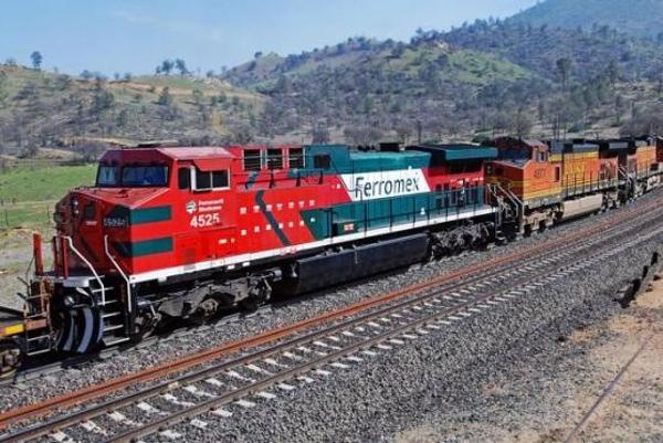 Petróleo en precios mínimos no afecta a tarifas ferroviarias en México