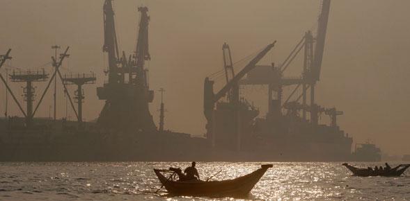 Puerto de Sittwe estará terminado en mayo