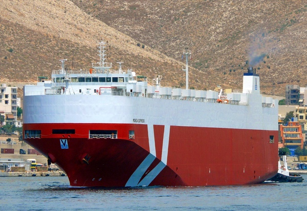 SC Line incorpora un nuevo buque a su flota