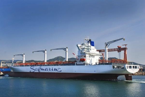SafmarineMPV actualiza su servicio entre Sudáfrica y África Occidental
