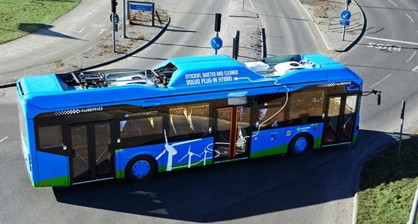 Siemens y Volvo apuestan por el transporte público eléctrico