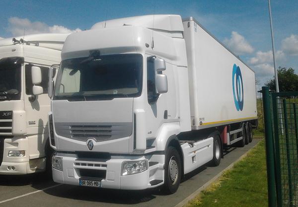 Stef-camion