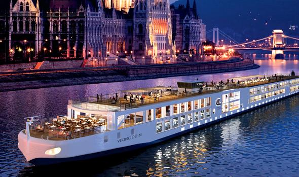 Viking Cruises lanza cruceros fluviales por el Misisipi