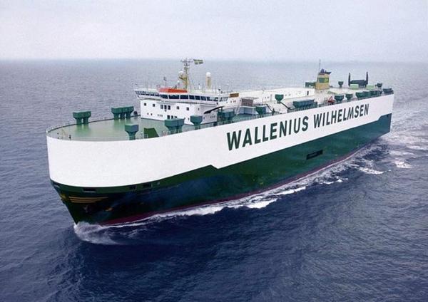 WWL pone en activo su buque post-panamax