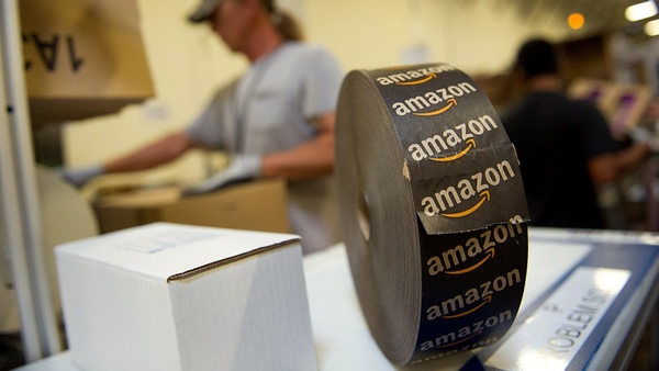 Amazon lanza una unidad logística en la India