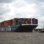 CMA CGM invierte en contenedores inteligentes