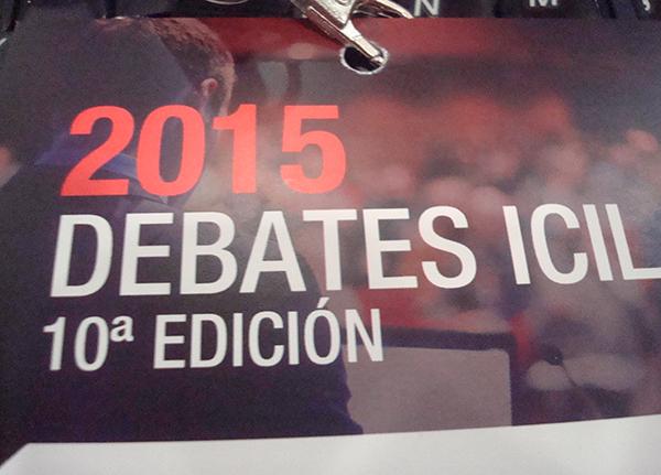 Debates-ICIL-cartel