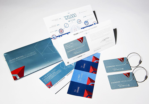 Delta SkyMiles package