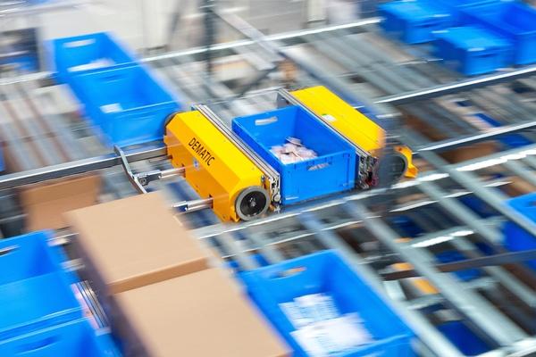Dematic presenta una nueva solución logística
