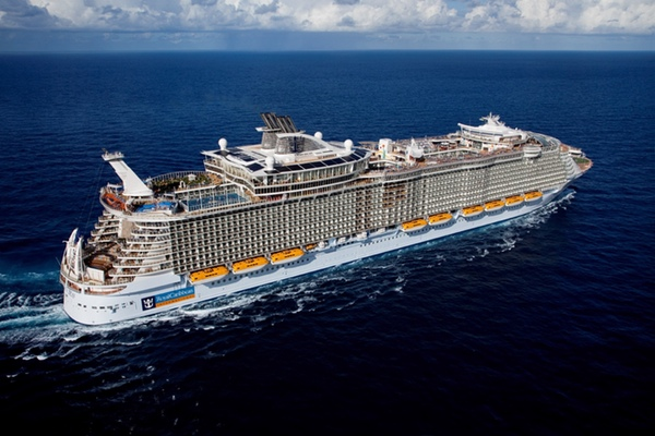 Harmony of the Seas tendrá su puerto base en Barcelona