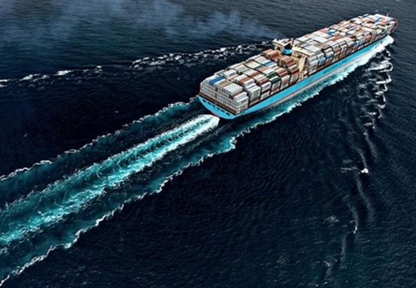 Maersk advierte de desaceleración en el comercio mundial