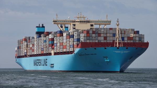 Maersk encarga siete portacontenedores