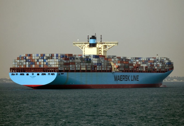 Maersk podría encargar 11 megabuques