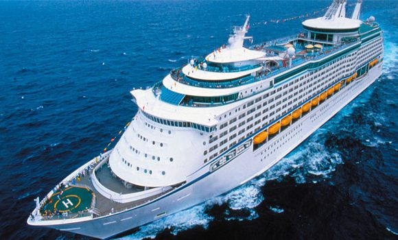 Ovation of the Seas tendrá su puerto base en Tianjin