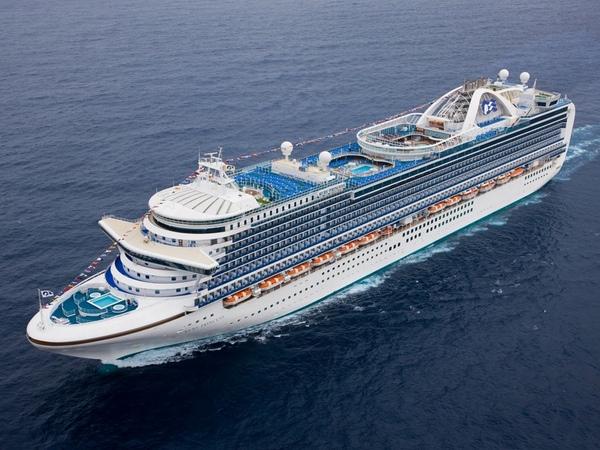 Princess Cruises gana el premio a la Mejor Naviera Premium