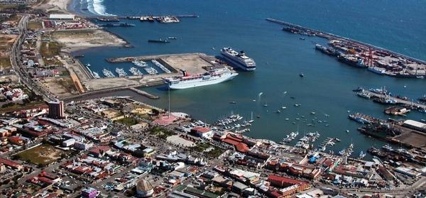 Puerto de Ensenada amplía su capacidad
