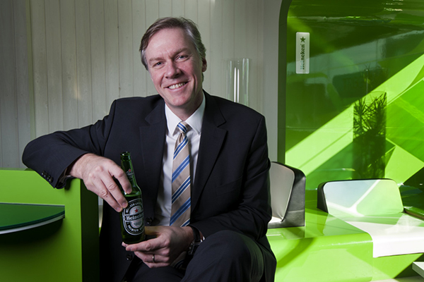 Richard Weissend Heineken
