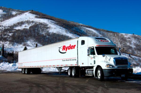 Ryder abre centro de mantenimiento en California