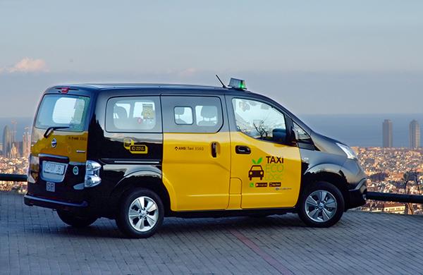 taxi-ecologico