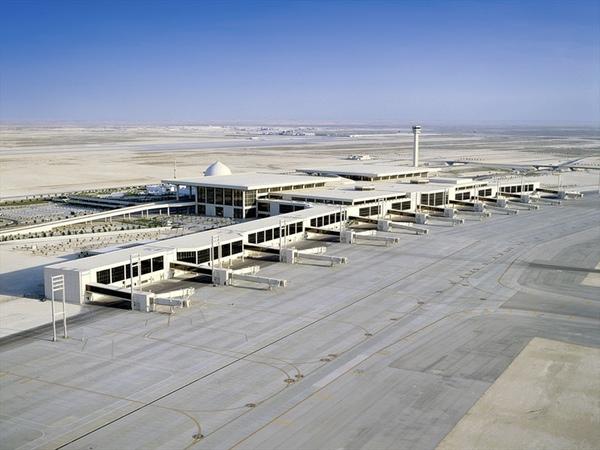 Aeropuerto KFIA inaugura zona de carga