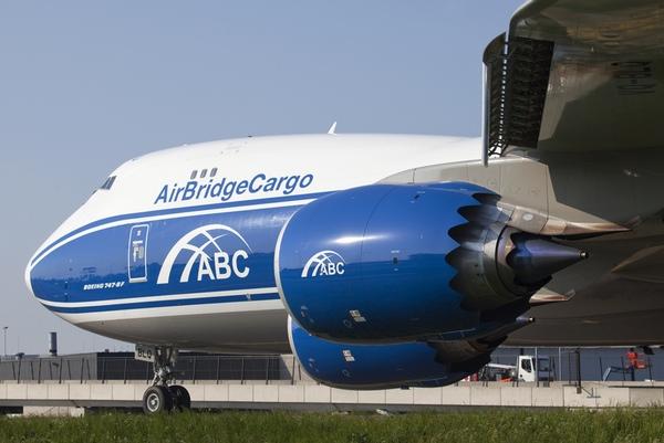 AirBridgeCargo opera dos vuelos semanales a Los Ángeles
